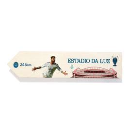 Madrid, RM, Homenaje 10ª Champions Lisboa 2014 Sergio Ramos (varios diseños)