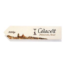 Calaceite, Teruel (varios diseños)