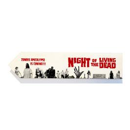 Night of living dead / Noche de los muertos vivientes(varios diseños)