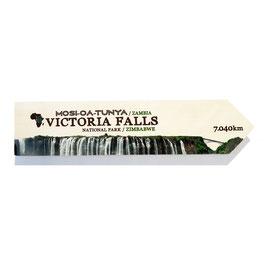 Victoria Falls / Cataratas  / Mosi oa Tunya, Zimbabwe y Zambia (varios diseños)