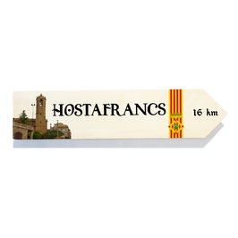 Hostafrancs, Lleida