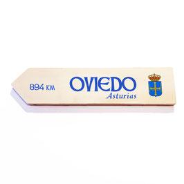 Oviedo, Asturias  (varios diseños)