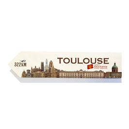 Toulouse  (varios diseños)