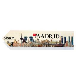 Madrid (varios diseños)