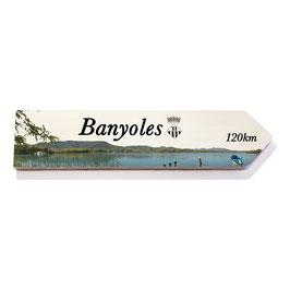 Banyolas, Girona (varios diseños)