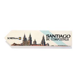 Santiago de Compostela (varios diseños)