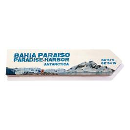 Bahía Paraíso /Paraise harbor, Antártida / Antarctica