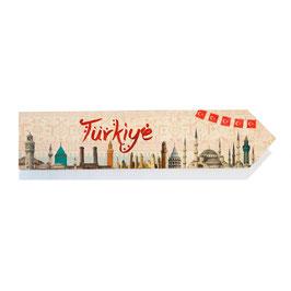 Turquía / Turquiye (varios diseños)