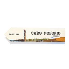 Cabo Polonio, Uruguay (varios diseños)