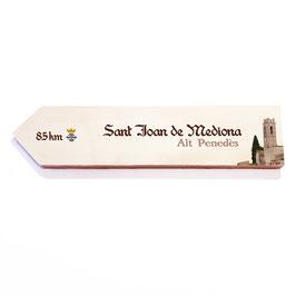 Sant Joan de Mediona, Barcelona (varios diseños)