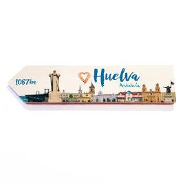 Huelva ciudad (varios diseños)