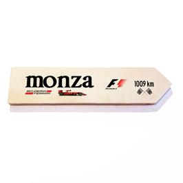 Monza circuito F1