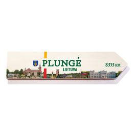 Plunge, Lituania