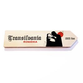Transilvania, hogar del conde Drácula (varios diseños)