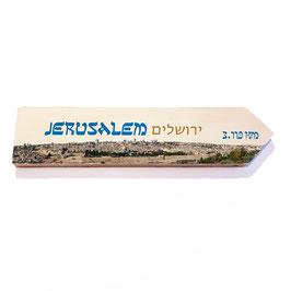 Jerusalem (varios diseños)