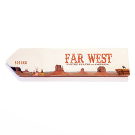 Far West, USA (varios diseños)