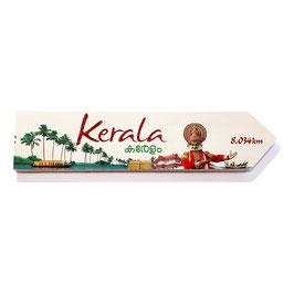 Kerala, India (varios diseños)