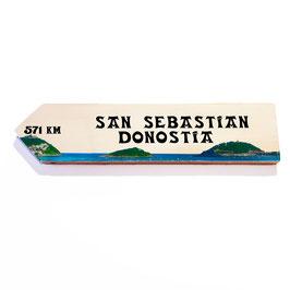 San Sebastián - Donosti  (varios diseños)