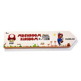 Mario Bros. / Super Mario, Mushroom kingdom