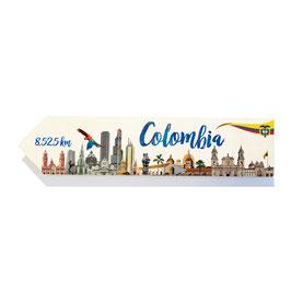 Colombia (varios diseños)