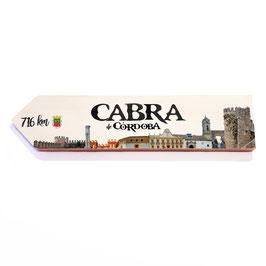 Cabra, Córdoba (varios diseños)