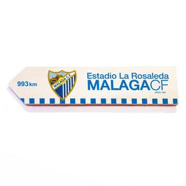 Málaga CF, Estadio La Rosaleda