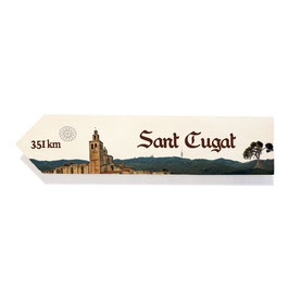 Sant Cugat, Barcelona (Varios diseños)