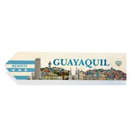 Guayaquil  (varios diseños)