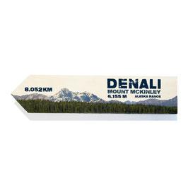 Denali, Mt. McKinley, Alaska