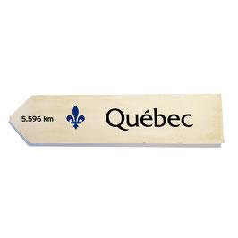 Québec (varios diseños)