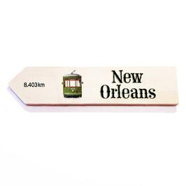 Nueva Orleans, Un tranvía llamado deseo