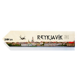 Reykjavik (varios diseños)