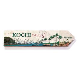 Kochi / Fort Cochin Kerala, India (varios diseños)