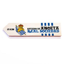 San Sebastián, Real Sociedad, Estadio de Anoeta