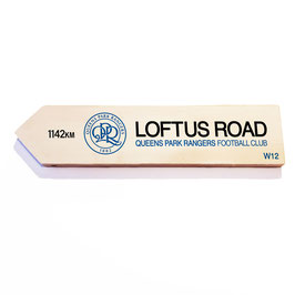 Londres, QPR Football Club, Loftus Road