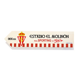 Gijón, Sporting, Estadio del Molinón