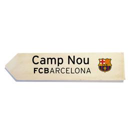 Barcelona, Camp Nou, FCB (varios diseños)