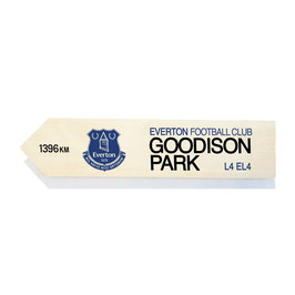 Liverpool, Everton Football Club,  Goodison Park