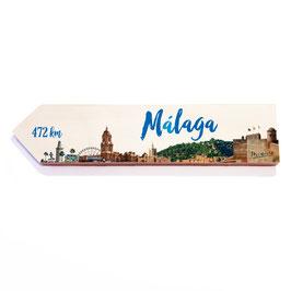 Málaga (varios diseños)