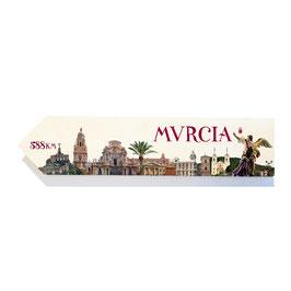 Murcia (varios diseños)