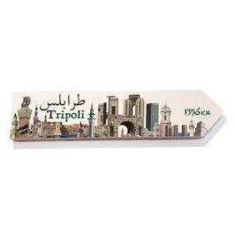 Tripoli, Libia (varios diseños)
