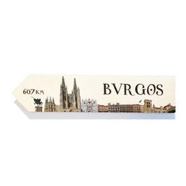 Burgos (varios diseños)