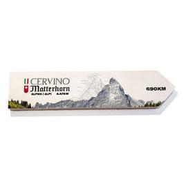 Cervino / Matterhorn (varios diseños)