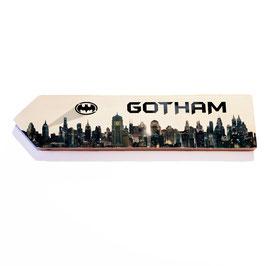 Gotham City, Batman (Varios diseños)