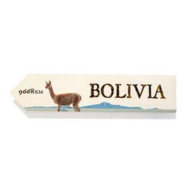 Bolivia (varios diseños)