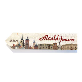 Alcalá de Henares (varios diseños)