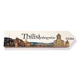 Tbilisi / Tiflis  (varios diseños)