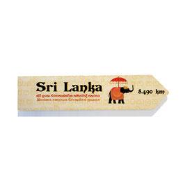 Sri Lanka (varios diseños)