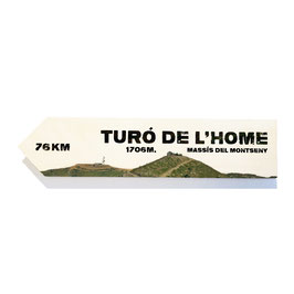 Turó de L'Home, Montseny
