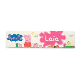 Peppa Pig personalizado